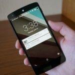 Android L Preview, cómo instalarlo en tu Nexus