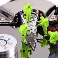 Recuperación de datos en discos duros defectuosos