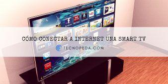Cómo conectar a internet una smart tv samsung