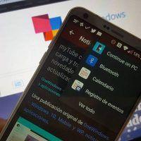 Cómo vincular un móvil Android a Windows 10