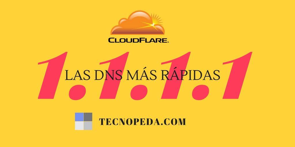 DNS de Cloudflare