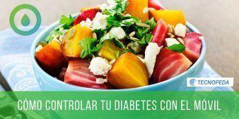 Cómo controlar tu diabetes con el móvil