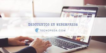 Descuentos en Webempresa