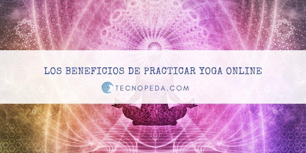 Practica yoga online