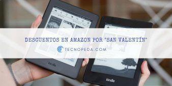 Descuentos en Amazon por San Valentín