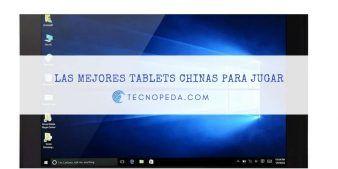 La mejor tablet China para jugar