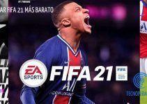 Dónde Comprar el FIFA 21 Más Barato para PS4 o XBOX