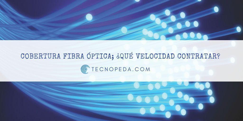 cobertura de fibra óptica