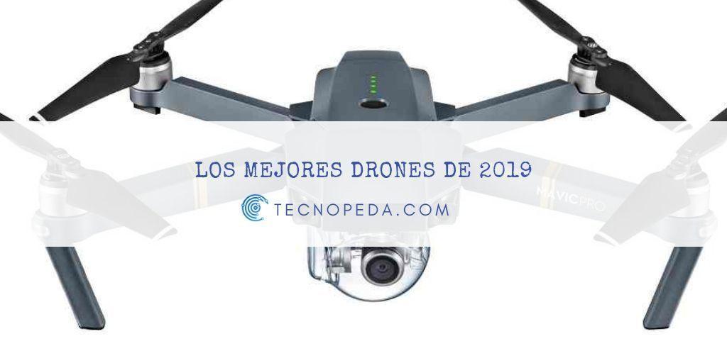 Los mejores drones de 2019