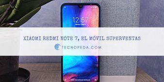 Pantalla del Xiaomi Redmi Note 7