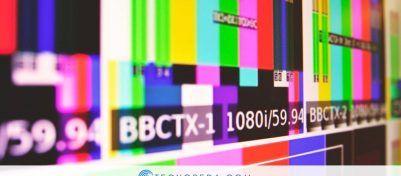 Imagen Quemada en una Smart Tv