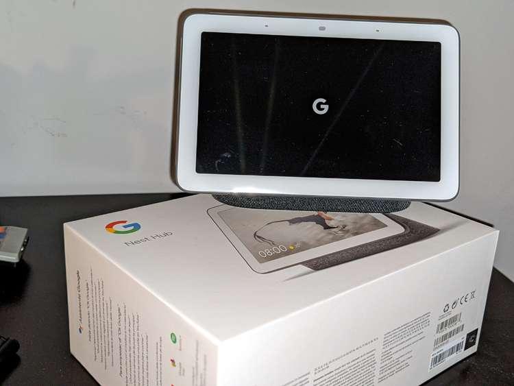 Google Nest Hub el asistente inteligente con pantalla