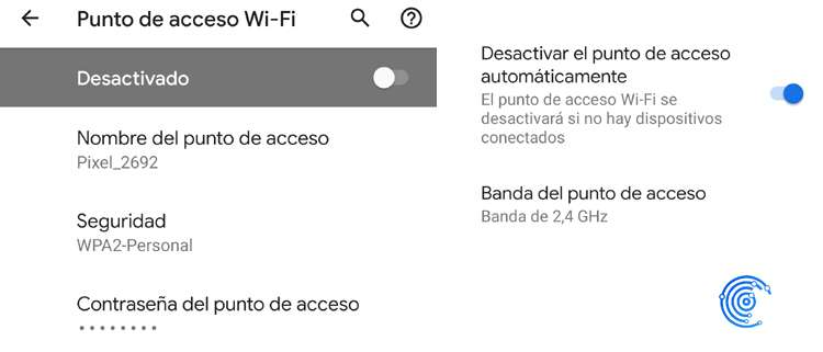 Zona Wifi y Anclaje de Red en Android
