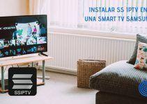 Instalar SSiPTV en una Smart Tv Samsung