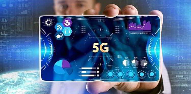 Conectividad 5g del nuevo Samsung 20