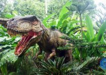 Ver Dinosaurios en 3D con la Cámara del Móvil