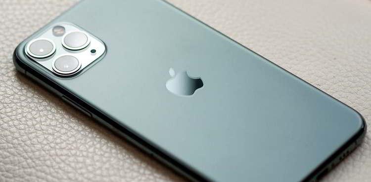 Imagen del acabado trasero de un Iphone 11 como ayuda para comprar un móvil nuevo