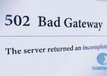 ¿Qué es un Error 502 Bad Gateway?