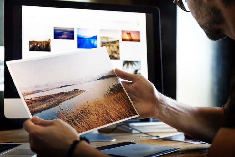 Tableta Gráfica con pantalla para diseñadores gráficos