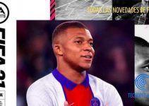 Todas las Novedades que verás en el nuevo Fifa 21
