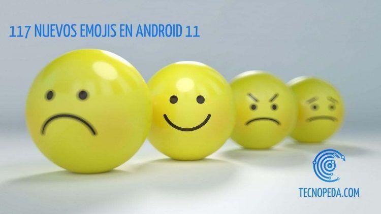 Emojis de caritas amarillas