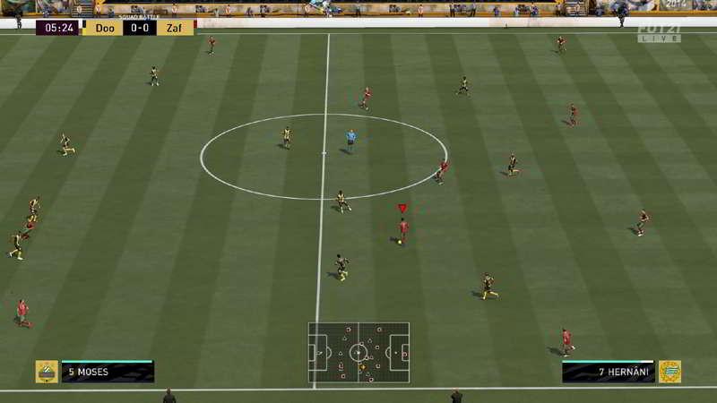 Cámara Cooperativa, La mejor cámara para jugar el Fifa 21