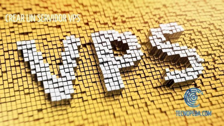 Letras VPS formadas por bloques