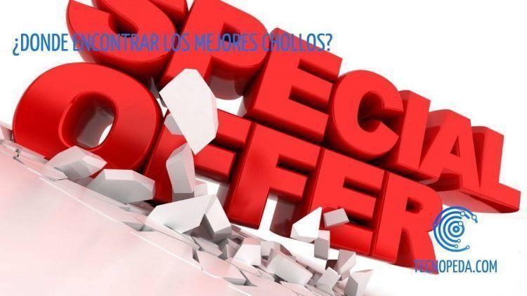 Special Offer en letras rojas grandes