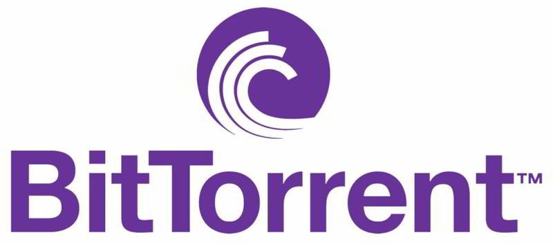 Logo de BitTorrents protocolo para utilizar archivos torrents