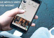Ganar Móviles Gratis en Internet con un poco de Suerte
